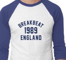 Breakbeat Men's Baseball ¾ T-Shirt
