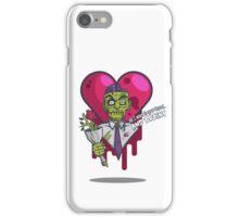 Zombie Valentine iPhone Case/Skin