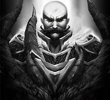Braum - League of Legends by Waccala