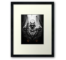 Braum - League of Legends Framed Print