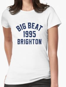 Big Beat Womens Fitted T-Shirt