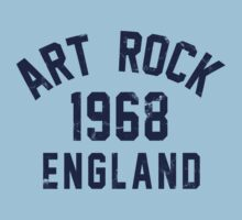 Art Rock Kids Clothes