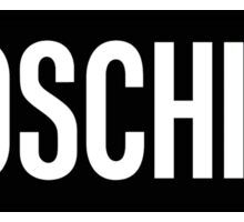 MOSCHINO Sticker