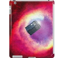 tardis starry night iPad Case/Skin