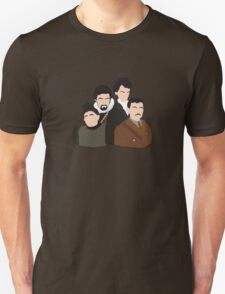 'Blackadder' inspired artwork Unisex T-Shirt