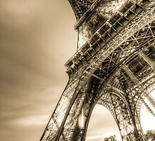Eiffel Tower 8 by John Velocci