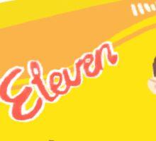 eggo-leven sticker Sticker
