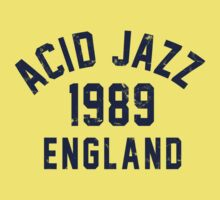 Acid Jazz One Piece - Short Sleeve