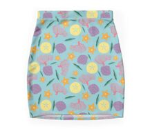 It's better under da sea Mini Skirt