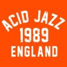 Acid Jazz by ixrid
