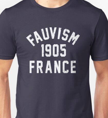 Fauvism Unisex T-Shirt
