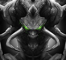 Cho'gath - League of Legends by Waccala