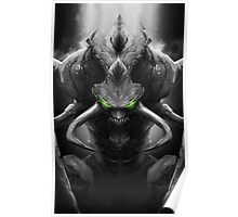 Cho'gath - League of Legends Poster