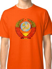 Soviet Coat of Arms Classic T-Shirt