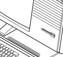 Apple Lisa/Mac XL Sticker