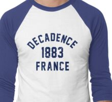 Decadence Men's Baseball ¾ T-Shirt