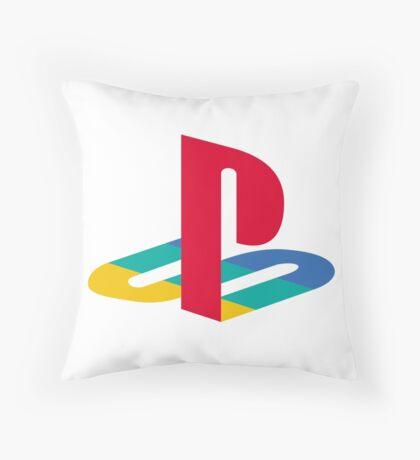 PS Throw Pillow