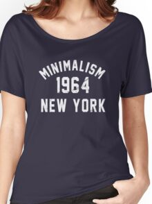 Minimalism Women's Relaxed Fit T-Shirt