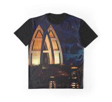 Majestic Chapel I Graphic T-Shirt