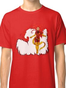 Fire and Life Classic T-Shirt
