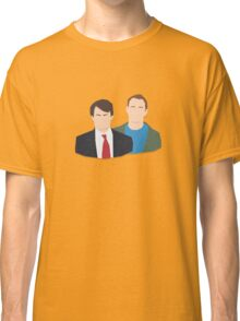 PeepShow Vector Artwork Classic T-Shirt
