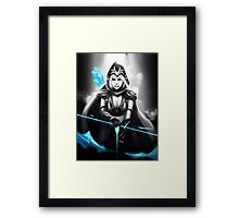 Ashe - League of Legends Framed Print