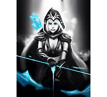 Ashe - League of Legends Photographic Print