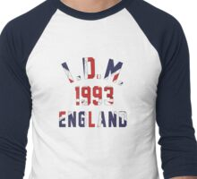 I.D.M. (Special Ed.) Men's Baseball ¾ T-Shirt