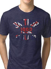 Britpop (Special Ed.) Tri-blend T-Shirt