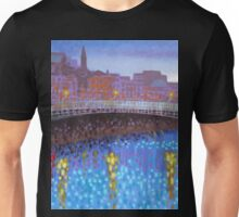 Ha Penny Bridge Dublin Unisex T-Shirt