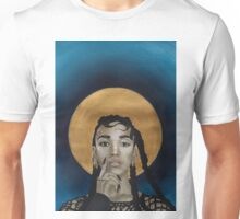 FKA Twigs - Godly Golden Halo Unisex T-Shirt