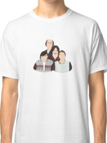 'Derek' / 'Ricky Gervais' / 'Karl Pilkington' Vector Artwork Classic T-Shirt