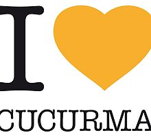 I ♥ CUCURMA by eyesblau