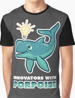 Innovators with Poproise Graphic T-Shirt