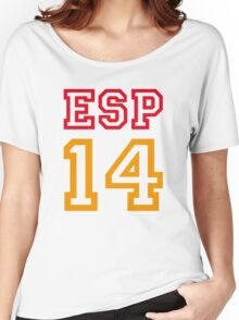 SPAIN 2014 Women's Relaxed Fit T-Shirt