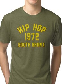 Hip Hop (Special Ed.) Tri-blend T-Shirt