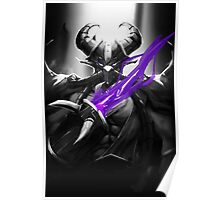 Kassadin - League of Legends Poster