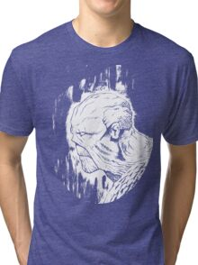 The Swamp Thing Tri-blend T-Shirt