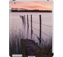 Kenfig Pool posts Porthcawl iPad Case/Skin