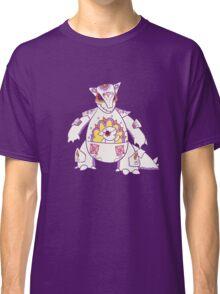 Kangaskhan Pokemuerto | Pokemon & Day of The Dead Mashup Classic T-Shirt