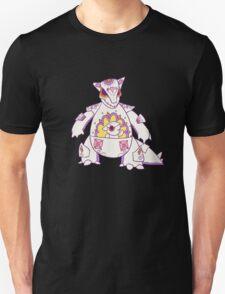 Kangaskhan Pokemuerto | Pokemon & Day of The Dead Mashup Unisex T-Shirt