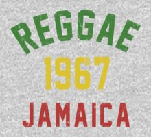 Reggae (Special Ed.) Kids Clothes