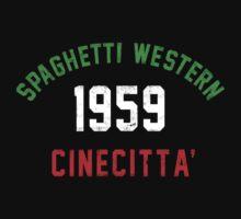 Spaghetti Western (Special Ed.) One Piece - Short Sleeve