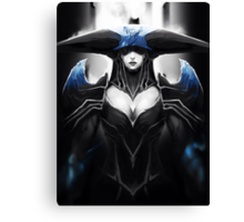 Lissandra - League of Legends Canvas Print