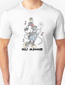 Sketch Minnie Unisex T-Shirt