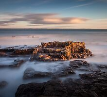 Town Bay Porthcawl by leightoncollins