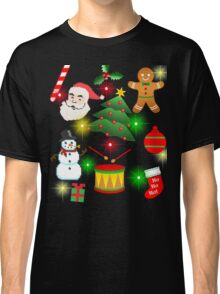 Merry Xmas Gifts, Xmas Party Classic T-Shirt