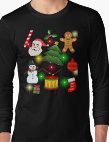 Merry Xmas Gifts, Xmas Party Long Sleeve T-Shirt