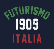 Futurismo (Special Ed.) by ixrid