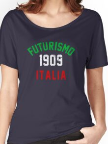 Futurismo (Special Ed.) Women's Relaxed Fit T-Shirt